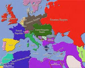 Europe Map 1900 by Map Of Europe 1900
