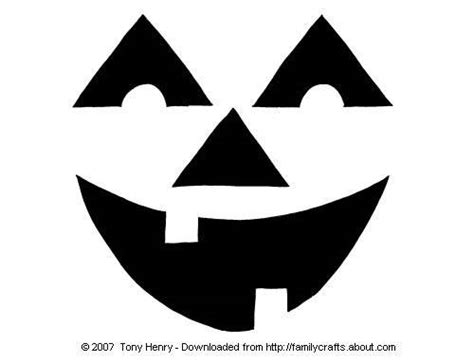 simple printable jack o lantern patterns enjoy teaching english halloween poem clipart