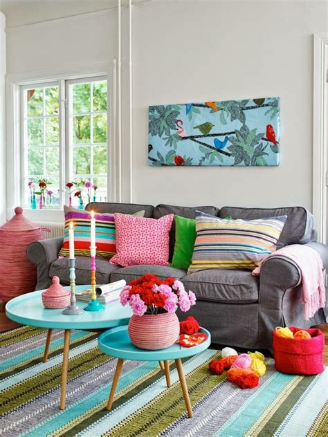 colorful room decor best 25 colourful living room ideas on pinterest bright