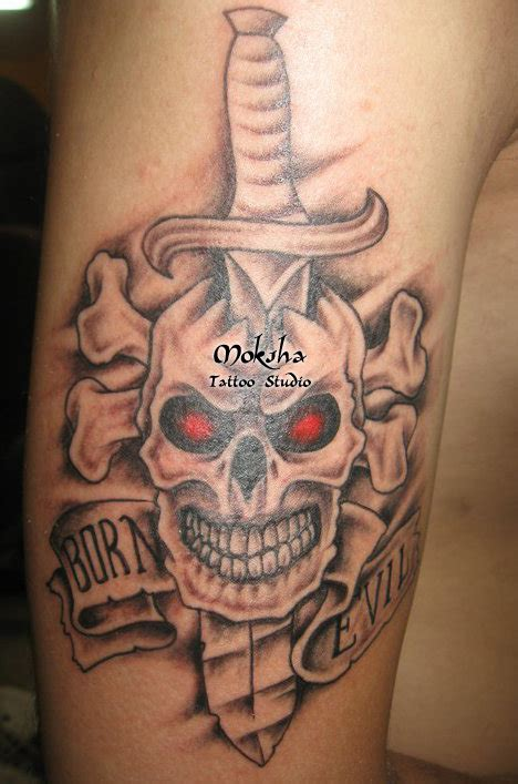 skull and dagger tattoo skull and dagger related keywords skull and