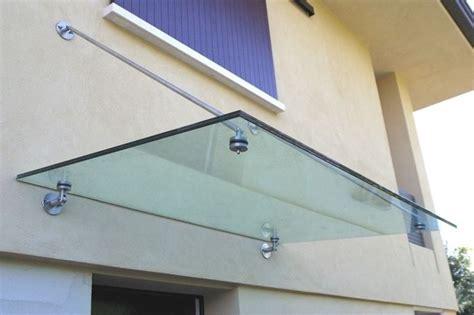 tettoia vetro pensiline in vetro pergole tettoie giardino