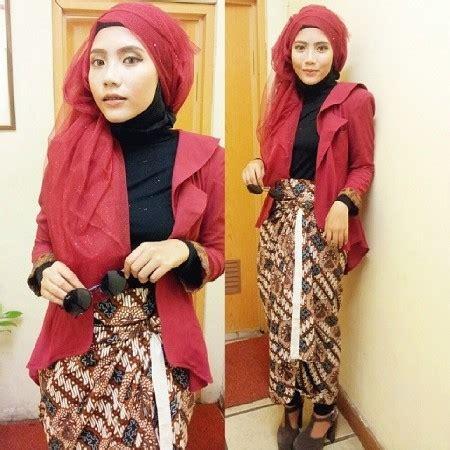 Outer Aisyah style til playful ala aisyah haerani pemenang hunt 2013 4