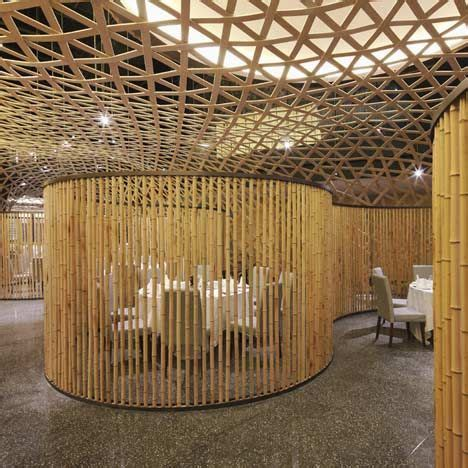 an object is suspended from the roof of a lift 25 best ideas about bamboo ceiling on bamboo