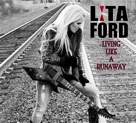 access cd review lita ford living   runaway