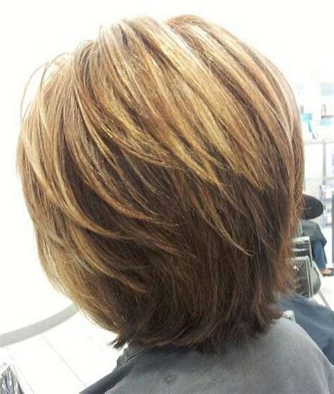 bob hairstyle long layers on top shorter layers underneath hair 30 layered bobs 2015 2016 bob hairstyles 2017 short