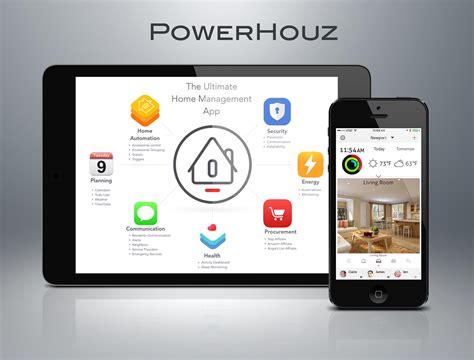 powerhouz home automation for apple homekit