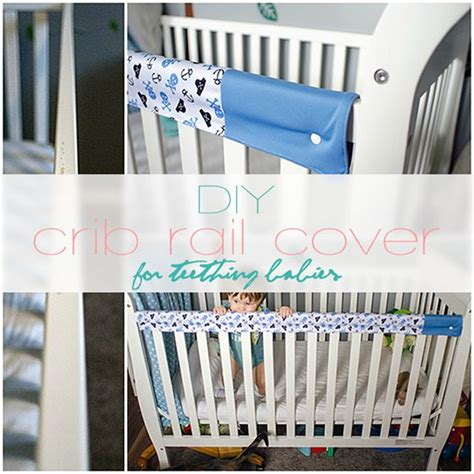 How To Keep Baby From Chewing On Crib by 1000 Ideas About Crib Teething Guard On Baby