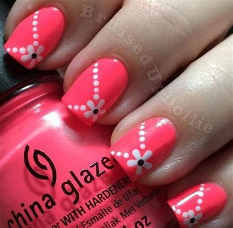how to do nail designs for beginners at home easy nail designs to do at home archives picsmine