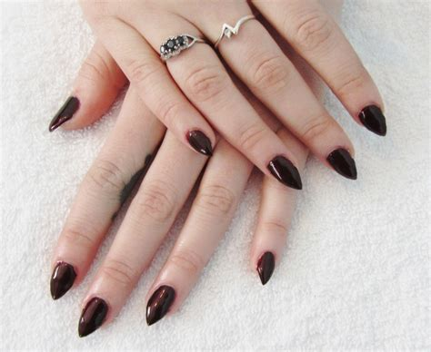 Nail Pointed pointed acrylic nails studio design gallery best