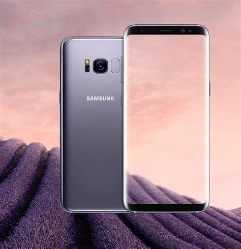 Samsung S8 Black Gold Orchid Grey here s a clear look at the samsung galaxy s8 in gold