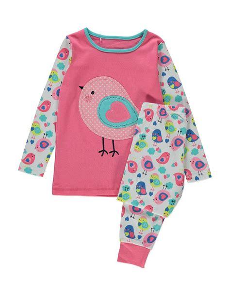 Baju Anak Gw Fashion Gw 121b bird pyjamas birds and slippers