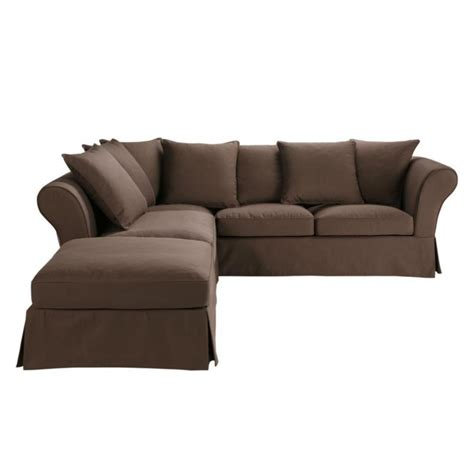 6 Seater Corner Sofa by 6 Seat Corner Sofa Bed In Chocolate Roma Roma Maisons