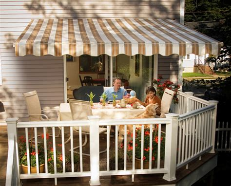 how much are sunsetter retractable awnings sunsetter shade products macomb county sunrooms