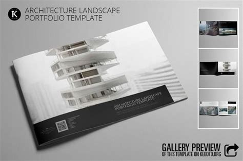 Architecture Landscape Portfolio Landscaping Architecture And Template Indesign Landscape Template