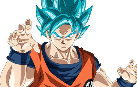 Imagenes De Goku Blue | goku super saiyan blue by robertdb on deviantart