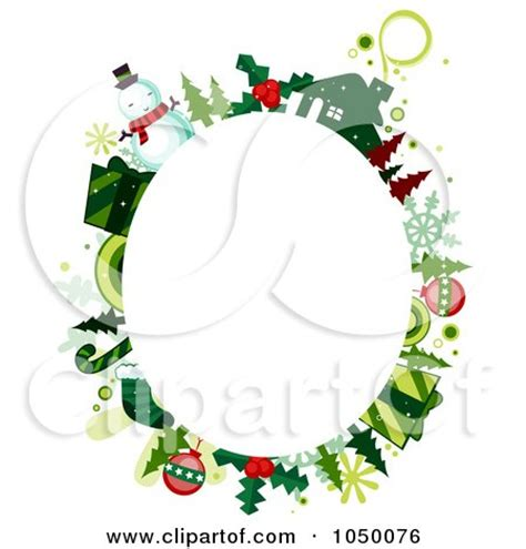 oval christmas frames royalty free rf oval frame clipart illustrations vector graphics 1