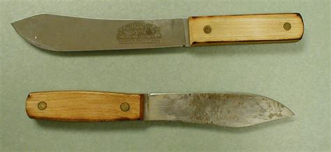 old hickory kitchen knives 716x skinner seconds knife old hickory ii cold steel