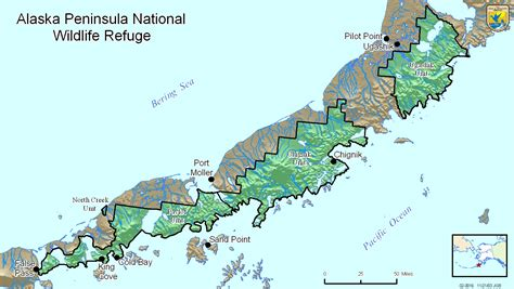 peninsula map opinions on alaska peninsula