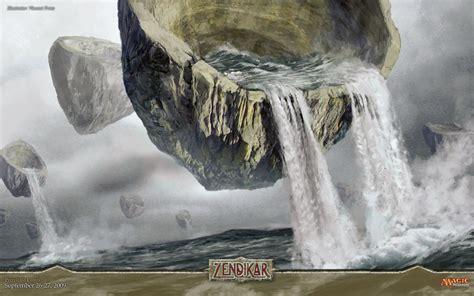 zendikar forests  wallpaper   week magic