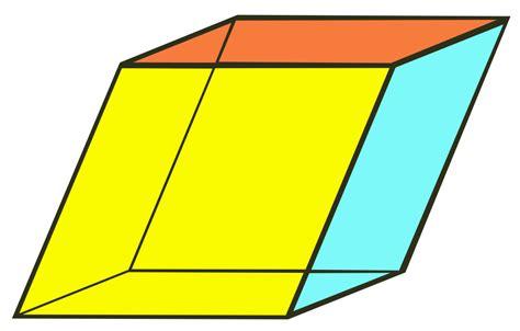prisma form rhombohedron