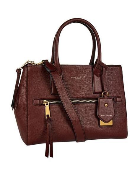 Marc Patent East West Tote by Marc Recruit East West Tote Lyst