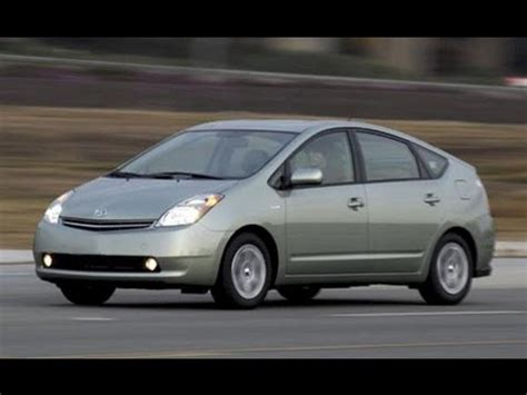 Toyota Prius Troubleshooting 2007 Toyota Prius Problems Manuals And Repair