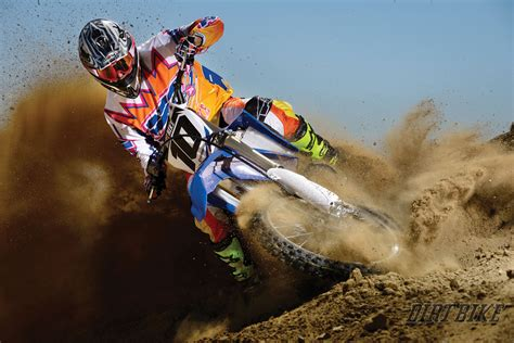 mx riding dirt bike magazine riding the new yz two strokes