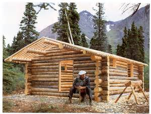 Log Cabin Home Designs alone in the wilderness part 1 amp 2 alaska public media