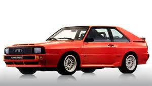 1983 1985 audi sport quattro specifications classic and