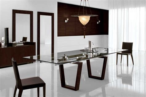 Modern Dining Table Ideas Modern Dining Table At The Galleria