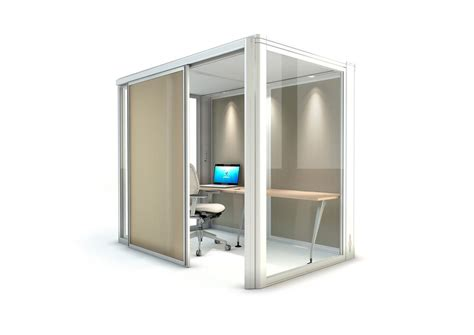 Office Pod by Airea Pod Orangebox Acoustic Office Pods