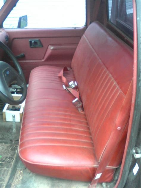 1996 ford ranger bench seat ford ranger bench seat cover velcromag