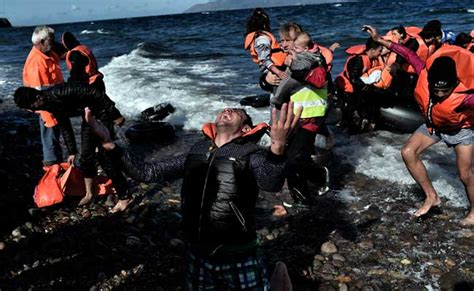 migrant crisis unhcr warns europe exploiting refugee crisis to smuggle terrorists into europe