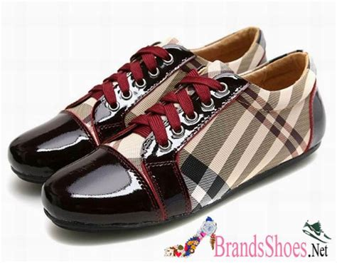 Promo Sandal Branded Wanita Burberry High Quality cheap burberry trainers shoes in high quality