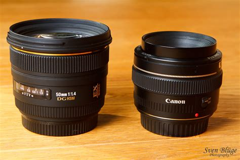Sigma 50mm 1 4 The 50mm 1 4 Shootout Canon Vs Sigma