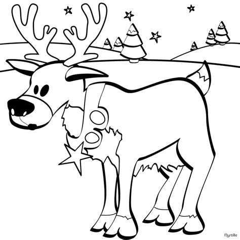 coloring pages of christmas reindeer 13 christmas reindeer coloring pages gt gt disney coloring pages