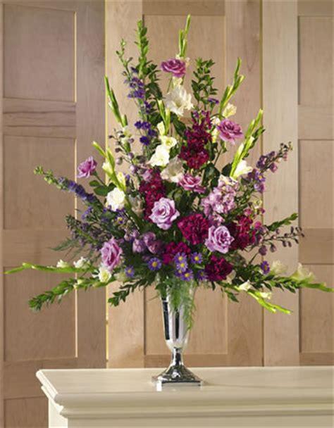 easter flower arrangements church