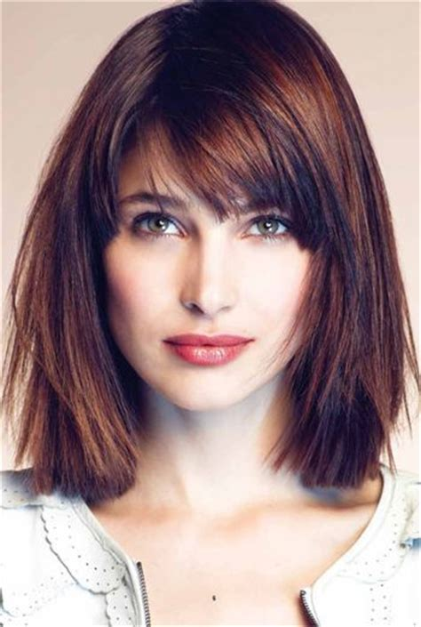 what type of hairstyles are they wearing in trinidad 13 fabulous medium hairstyles with bangs pinterest