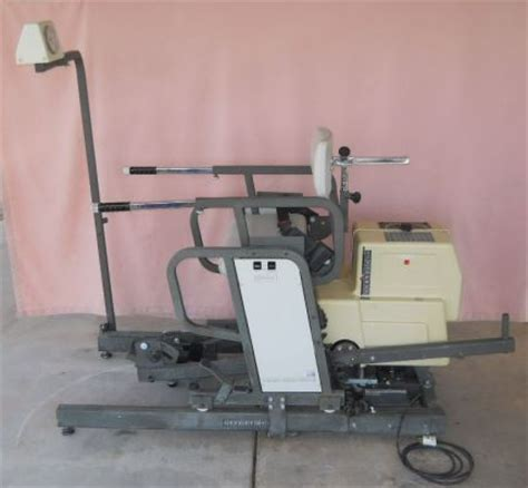 used cybex kinetron ii stepper physical therapy unit for
