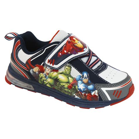 marvel shoes for marvel boys avenger athletic shoe find durable shoes