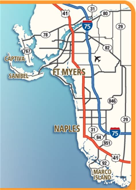 map of naples fl printable maps of southwest florida print a free map of