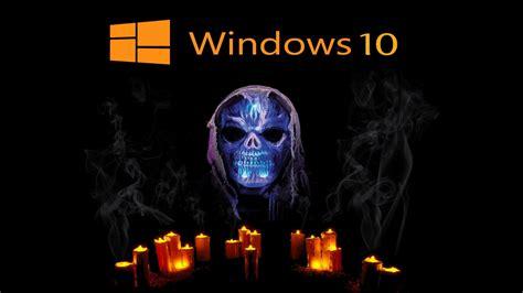 halloween wallpaper for windows 10 windows 10 halloween