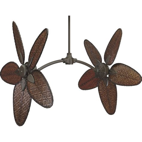 fanimation caruso ceiling fan fanimation caruso 86 inch outdoor ceiling fan rubbed