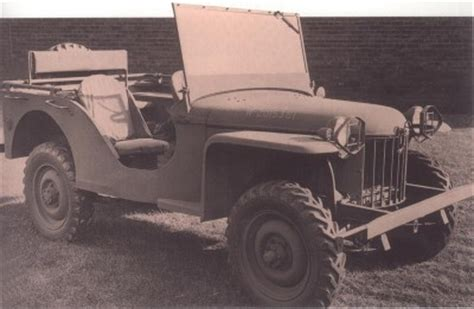 When Was Jeep Invented 1940 1941 Jeep Howstuffworks