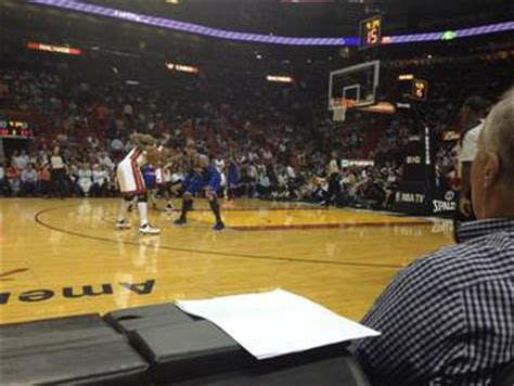 How Much Do Nba Floor Seats Cost by Courtside Views From Every Nba Arena Bleacher Report