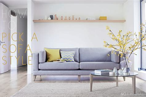 choosing a sofa how to choose a sofa for your style the lounge co