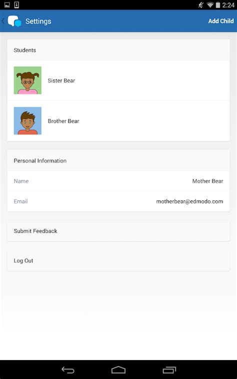 edmodo play edmodo for parents android apps on google play