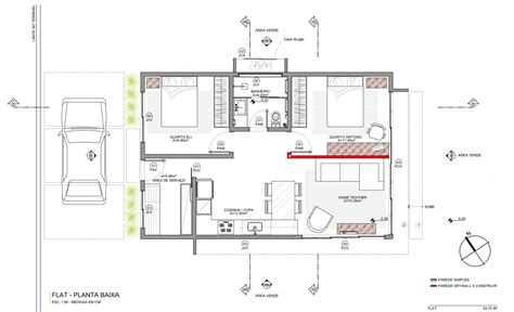 layout of a house gallery of box house 1 1 arquitetura design 19