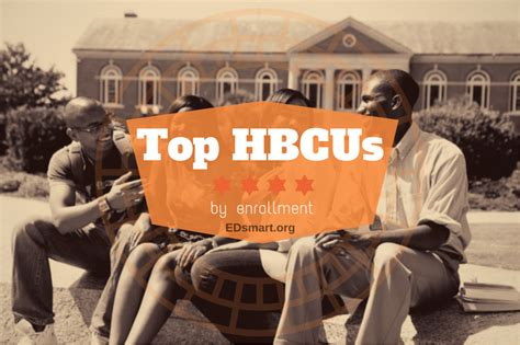 Hbcu Mba Rankings by Top 30 Historically Black Colleges By Enrollment 2016
