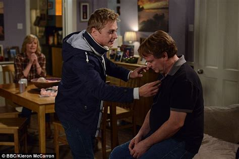 ian beale s house layout eastenders peter beale fights to convince father ian he s